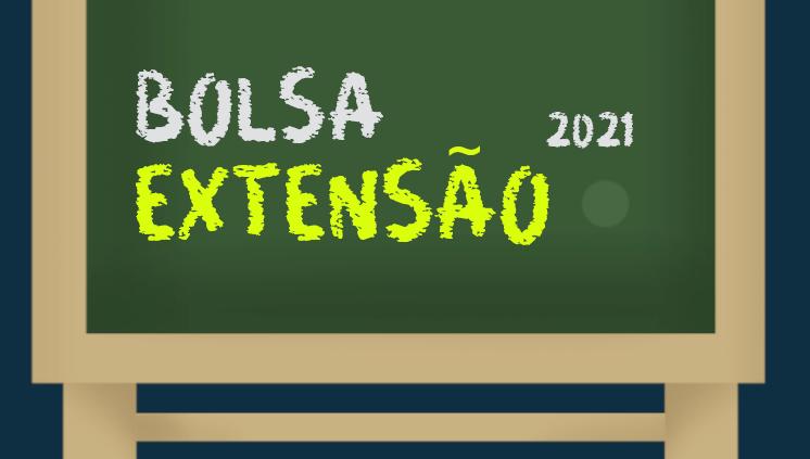Seleção de Bolsistas para Projetos de Extensão 2021