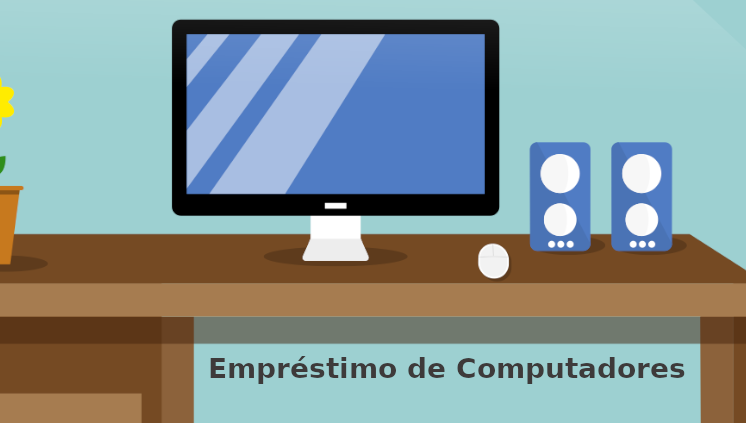 Empréstimo de computadores em fluxo contínuo