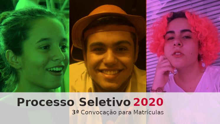 Cursos Técnicos 2020: Confira a 3ª Convocação para Matrícula