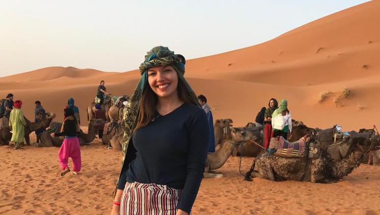Relato de Intercâmbio: Lara Anoni retorna da Europa